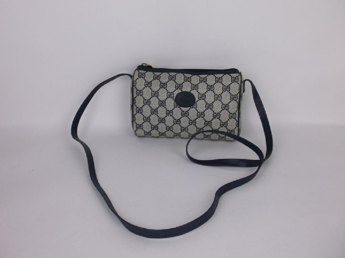 Gucci Handbag Purse in Blue