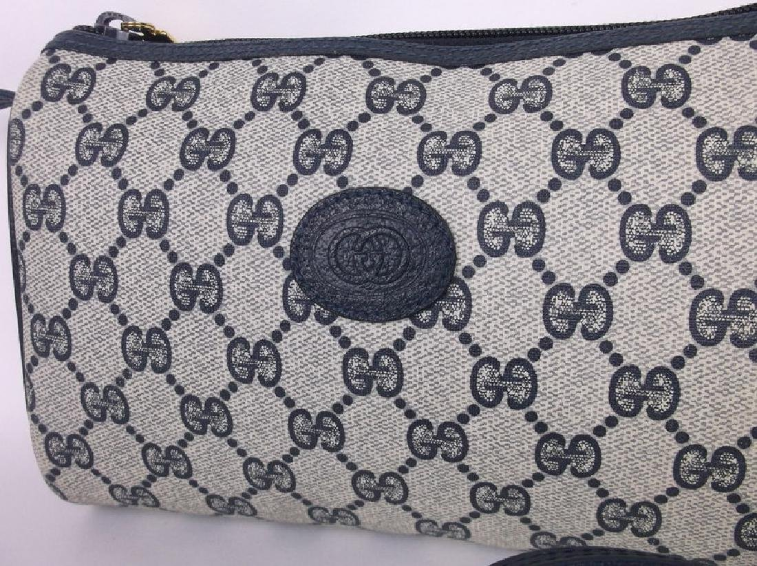 Gucci Handbag Purse in Blue - 2