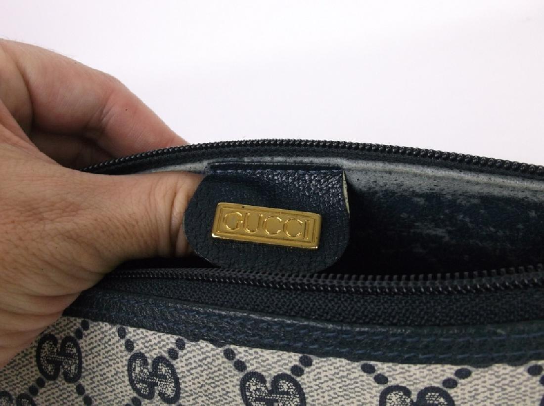 Gucci Handbag Purse in Blue - 3
