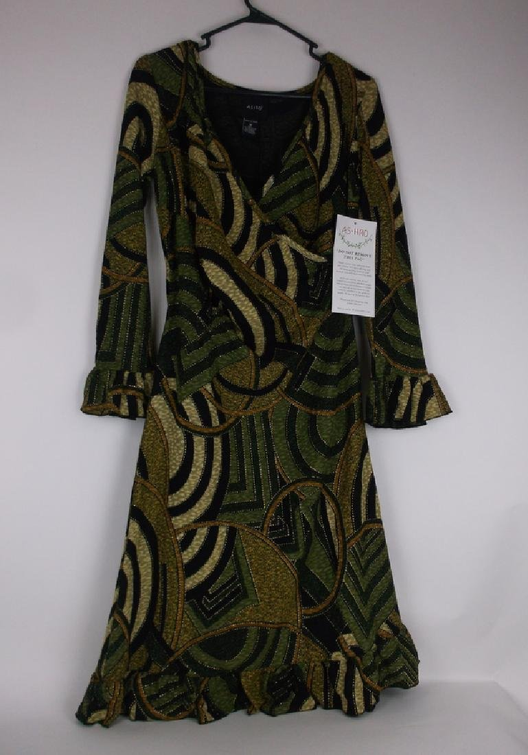 New Ashro Dazzling Evening Gown Dress Medium