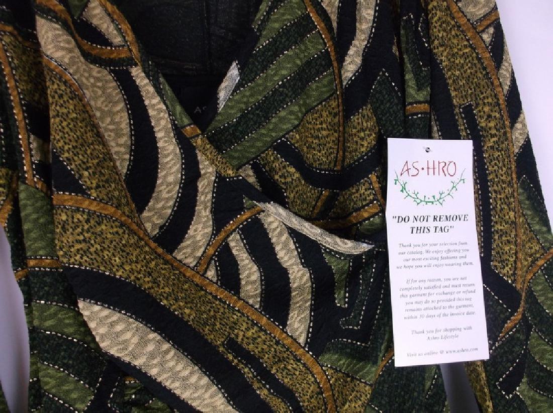 New Ashro Dazzling Evening Gown Dress Medium - 3