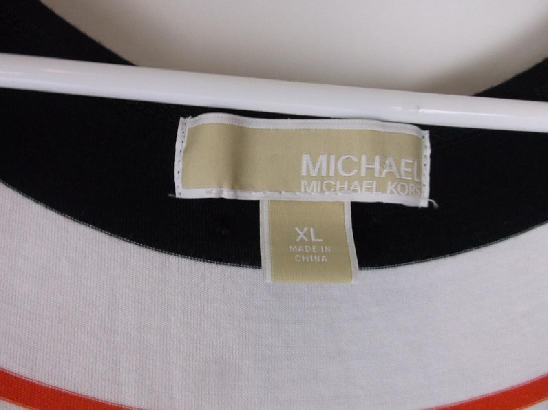 Gorgeous Long Michael Kors Dress XL - 3