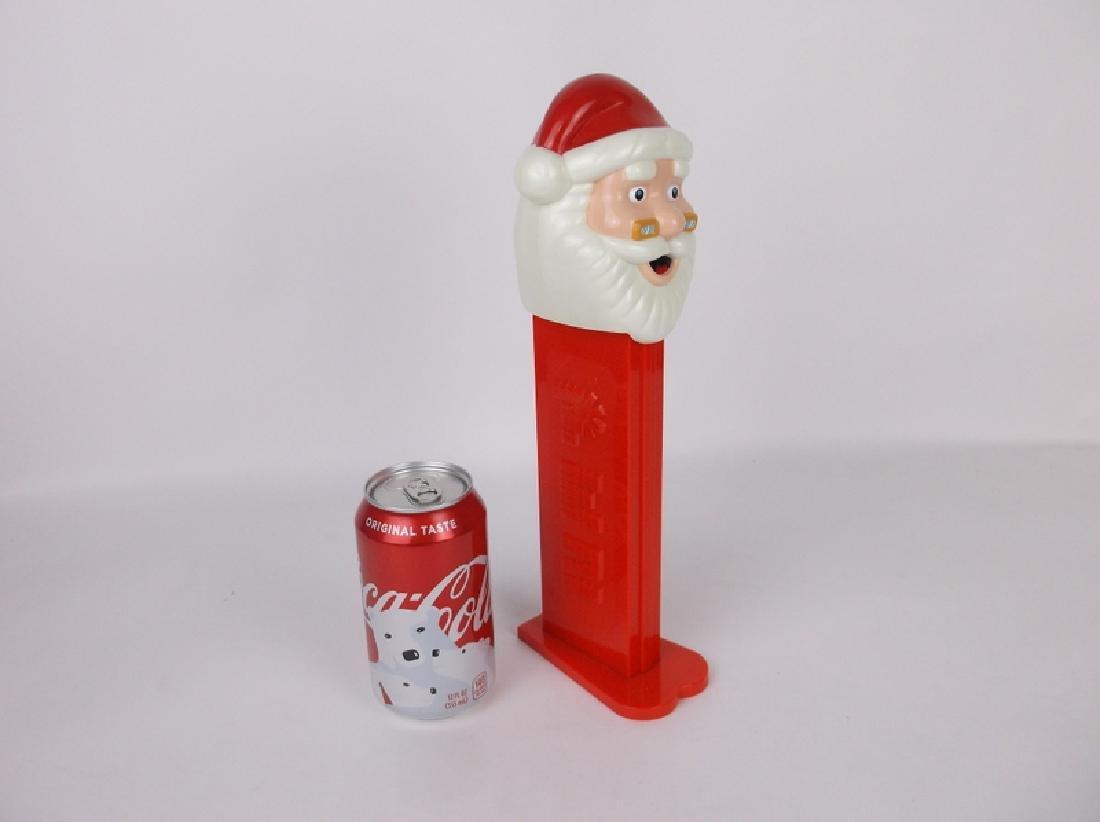 Giant Christmas Santa Claus PEZ