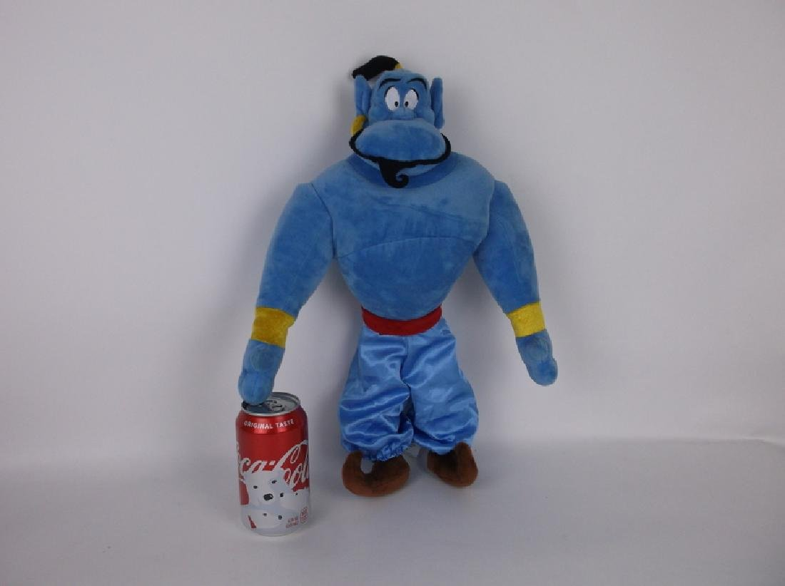 Large New Disney Genie Aladdin Plush