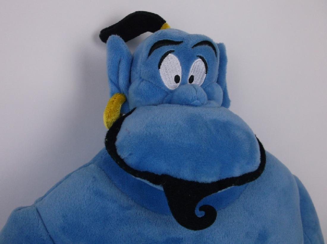 Large New Disney Genie Aladdin Plush - 2