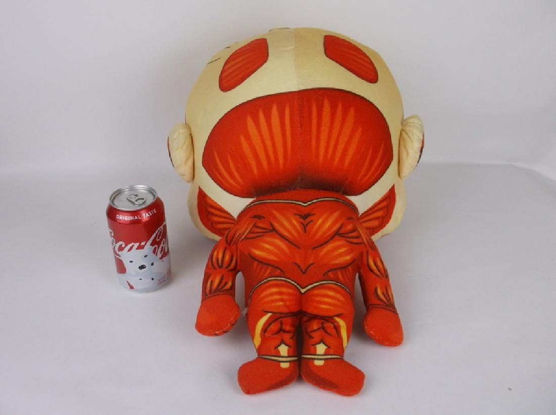 Huge New Attack on Titan Anime Plush - 2