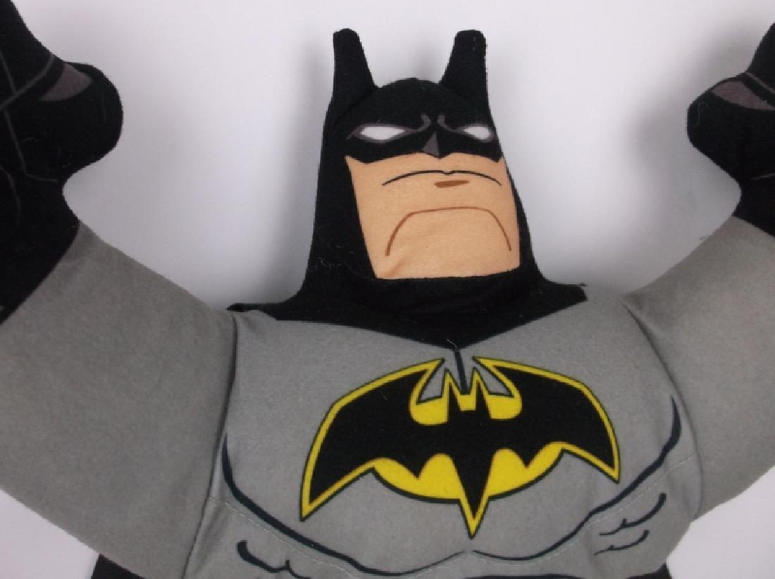 Large DC Talking Batman Plush - 2