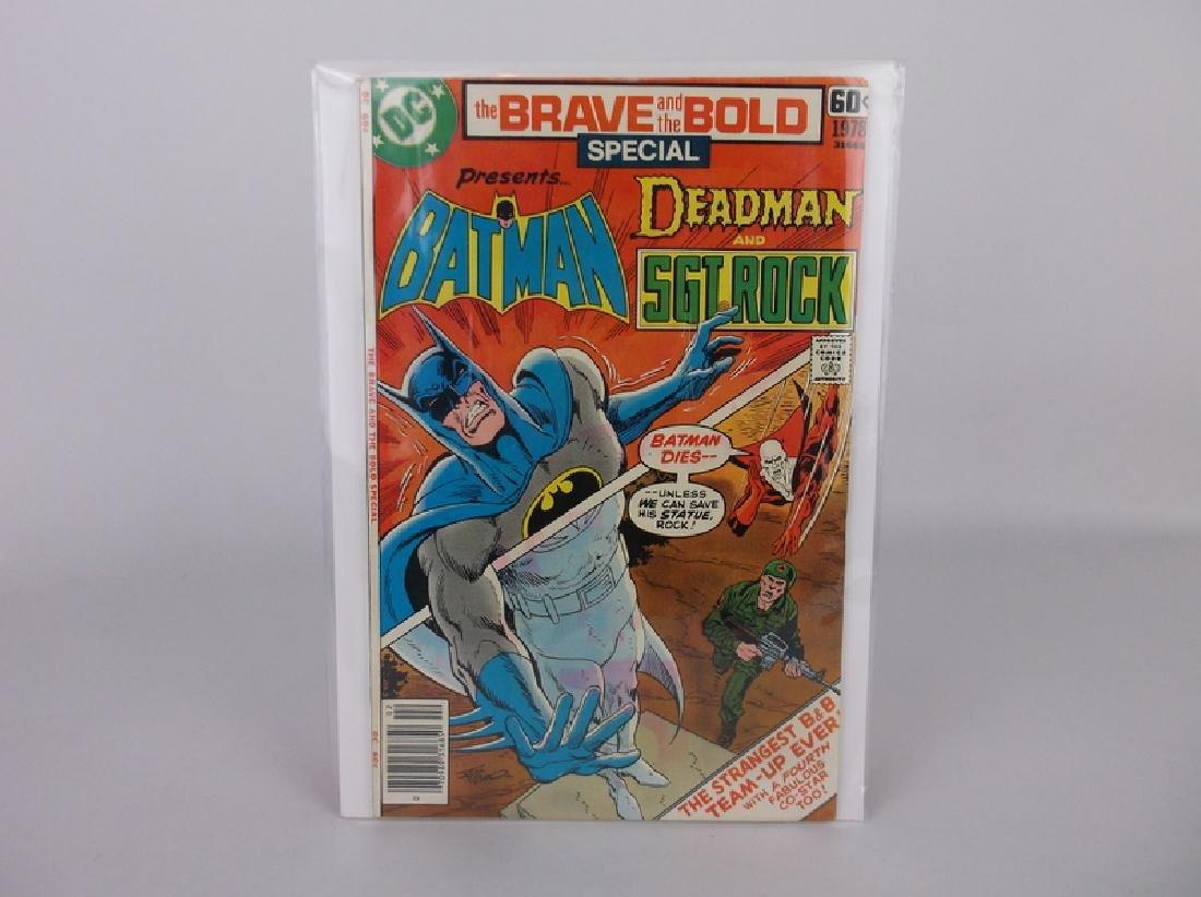 Nice 1978 DC Brave Bold Comic Book Special