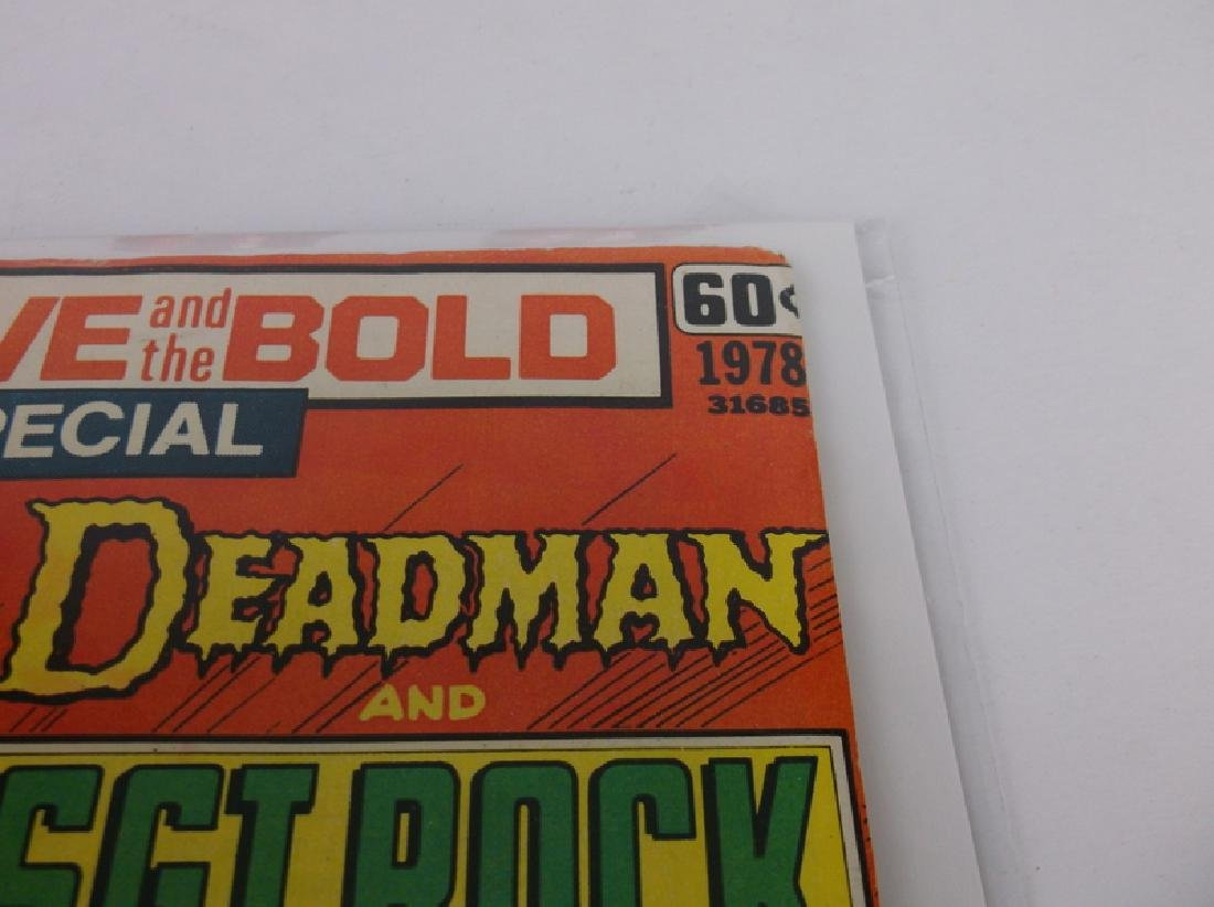 Nice 1978 DC Brave Bold Comic Book Special - 2