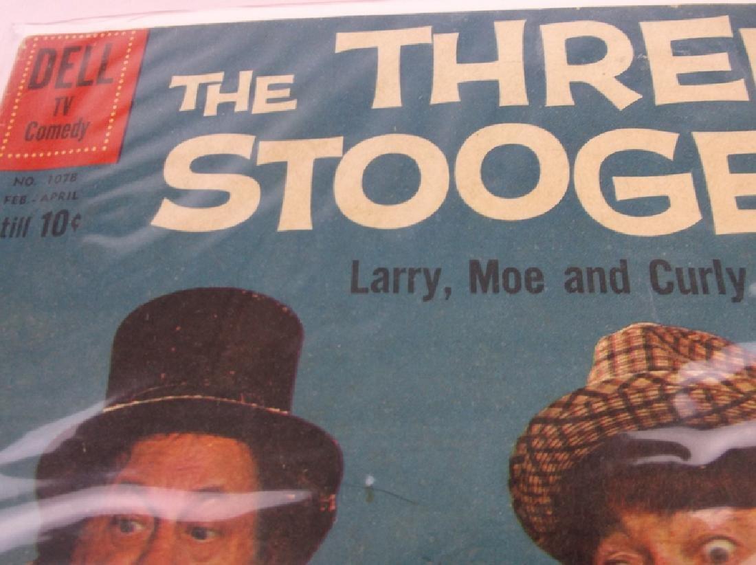 1960 Three Stooges Comic Book #2 1078 - 2