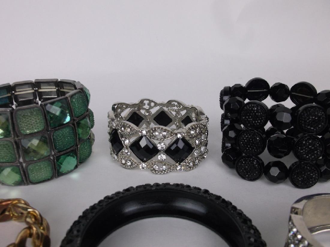 Large Estate Bracelet Collection Southwest More - 7
