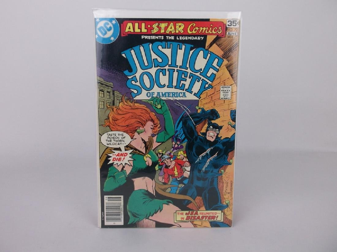 Nice 1978 DC All Star Comics Comic Book #72