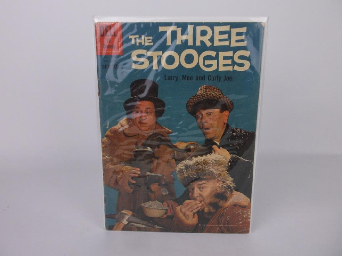 1960 The Three Stooges Comic Book #2 (1078)