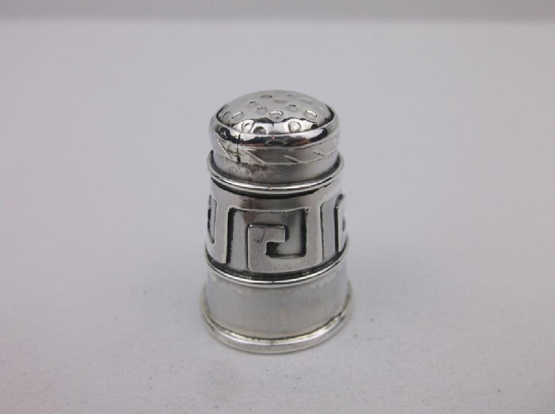 Taxco Sterling Silver Sewing Thimble Stunning