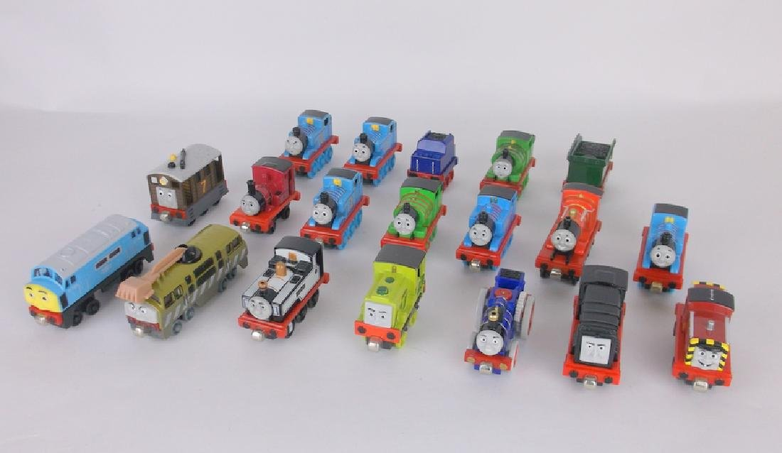 Huge Thomas the Train Engine Die Cast Lot