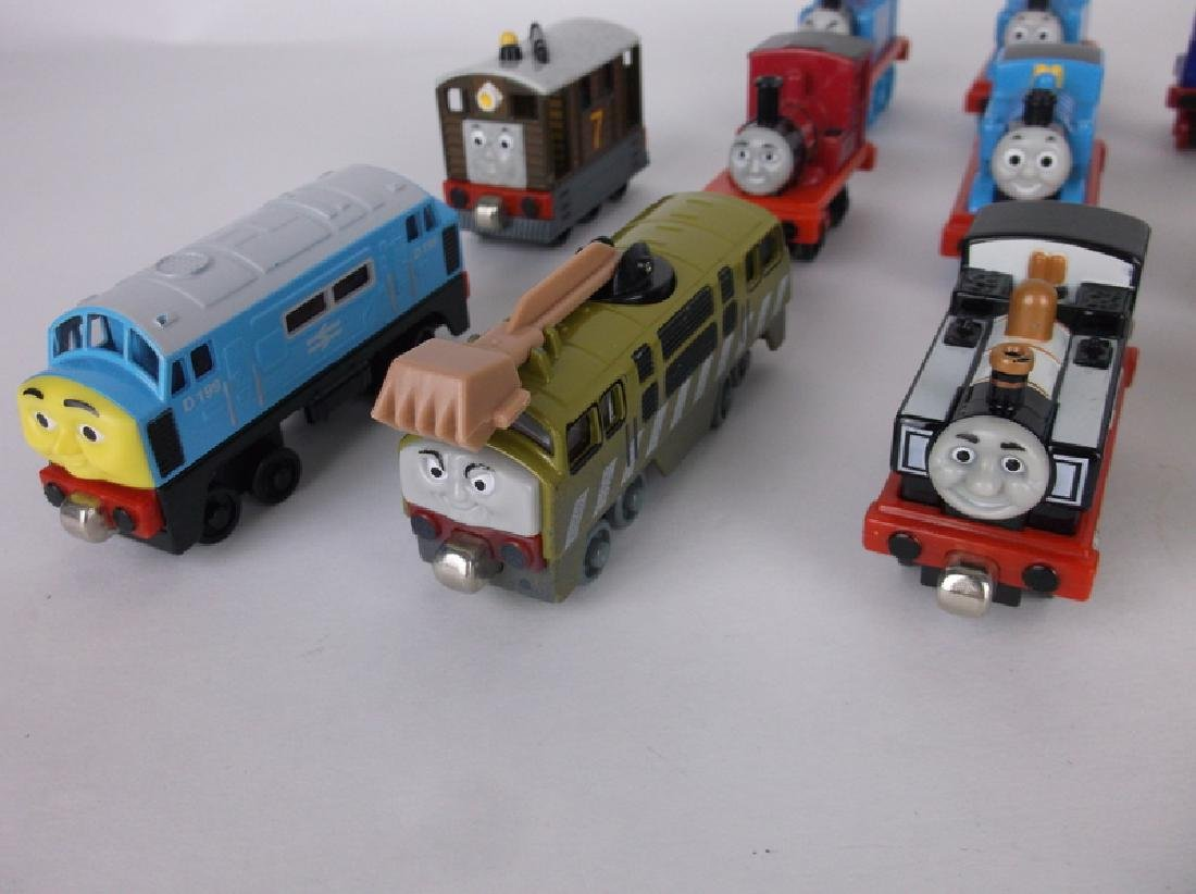 Huge Thomas the Train Engine Die Cast Lot - 2
