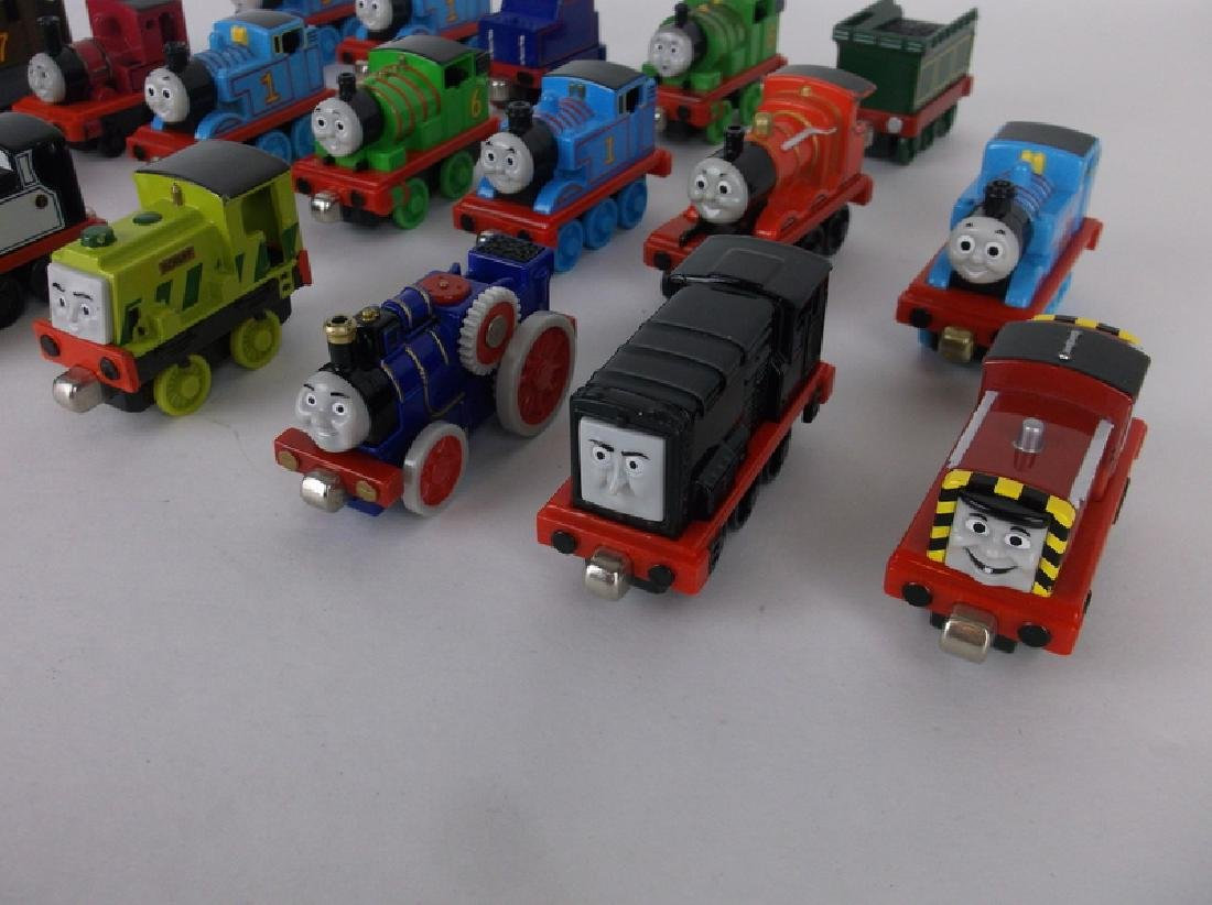 Huge Thomas the Train Engine Die Cast Lot - 3