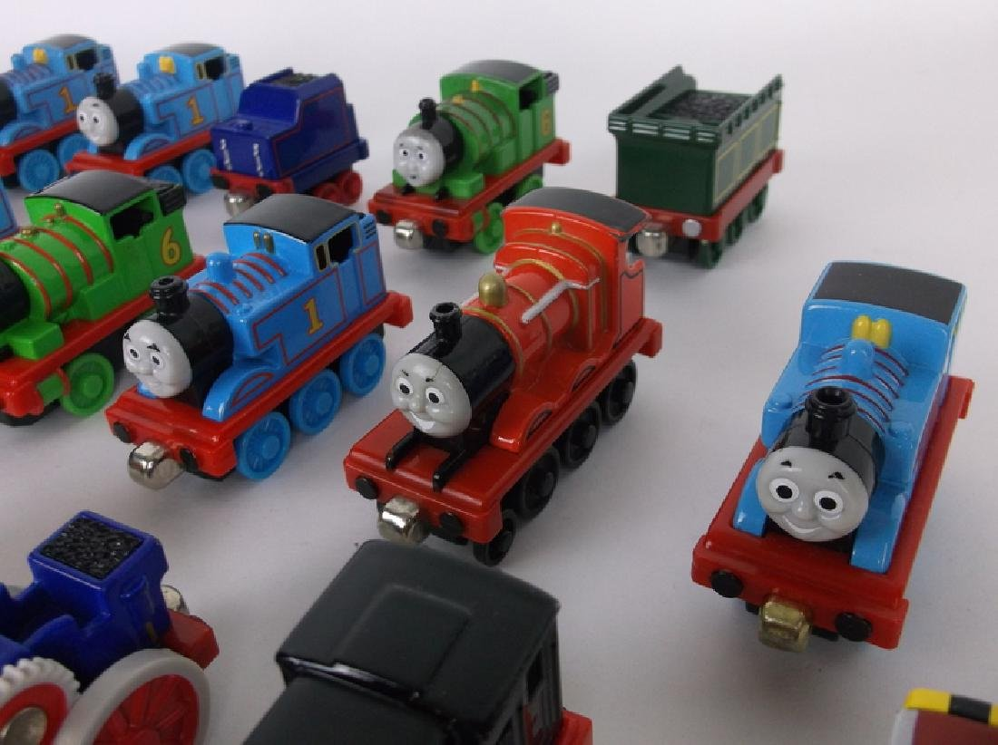 Huge Thomas the Train Engine Die Cast Lot - 4