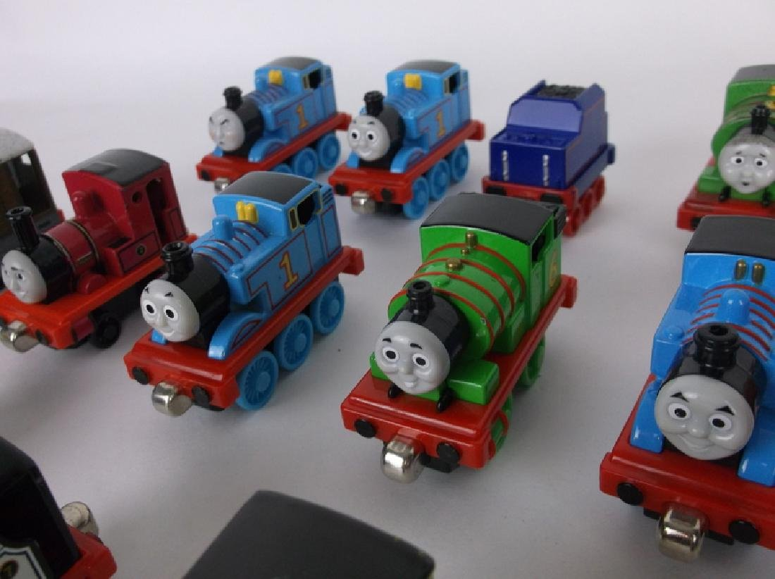 Huge Thomas the Train Engine Die Cast Lot - 5