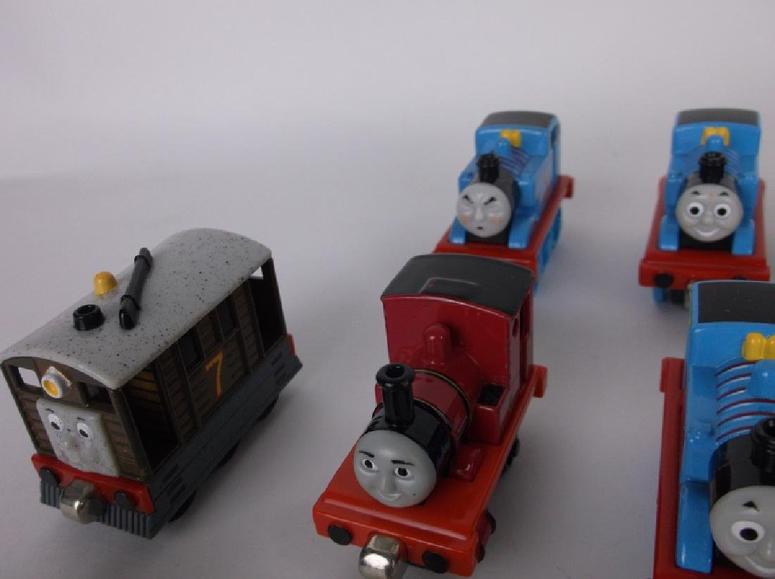 Huge Thomas the Train Engine Die Cast Lot - 6