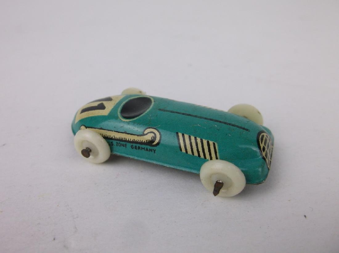 Antique Cracker Jack Tin Toy Car Germany