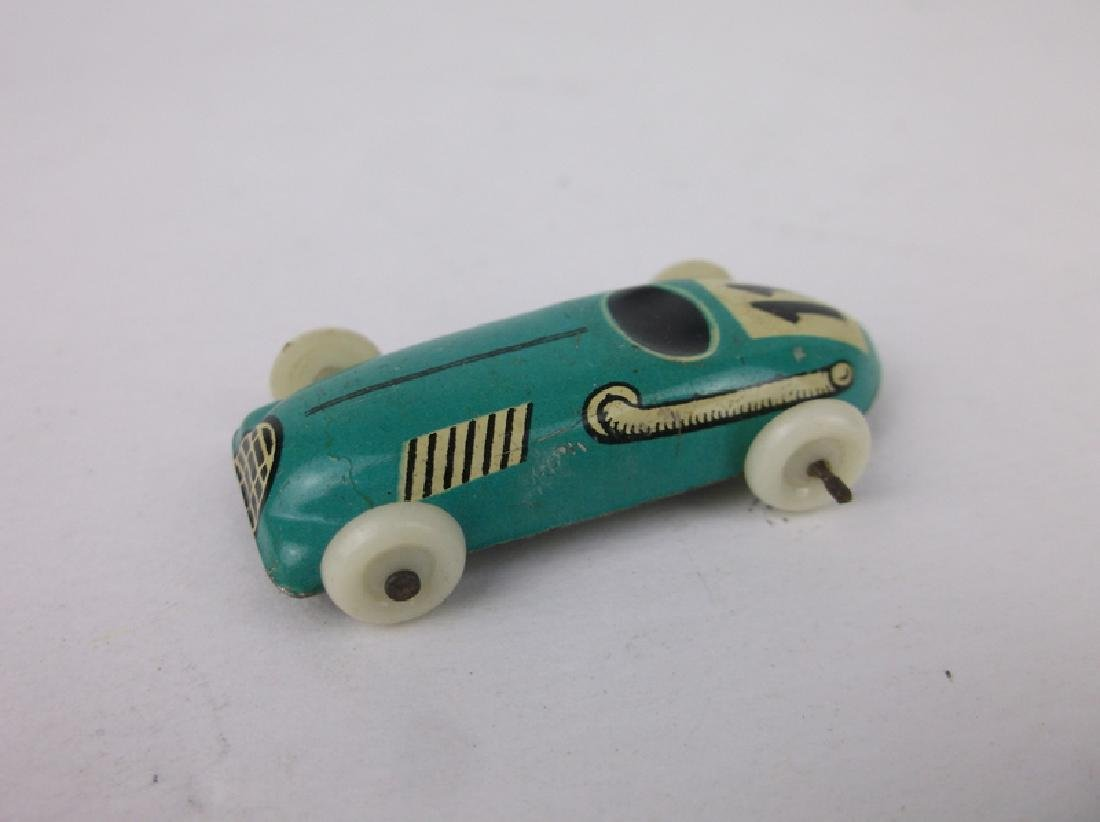Antique Cracker Jack Tin Toy Car Germany - 2