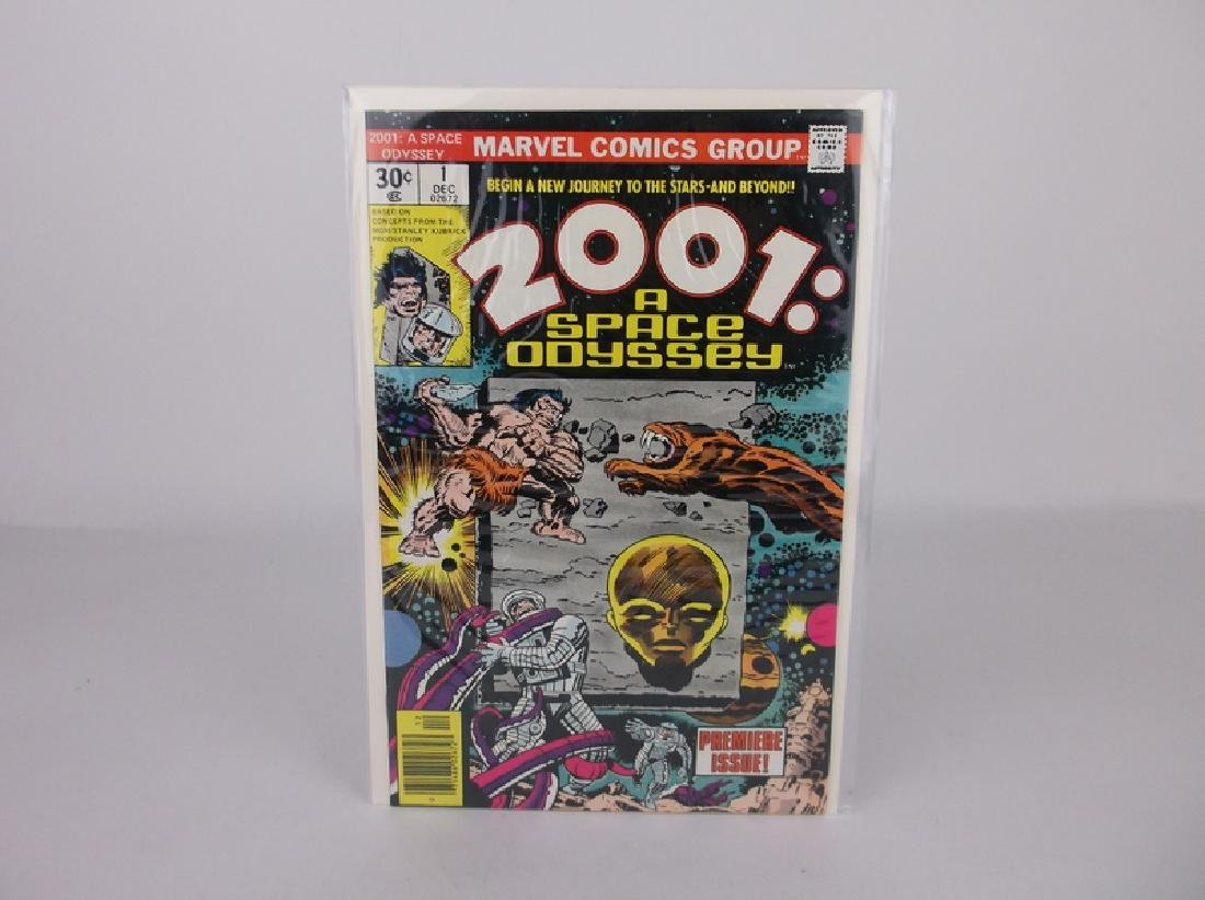 Mint 1976 2001 Space Odyssey Comic Book #1