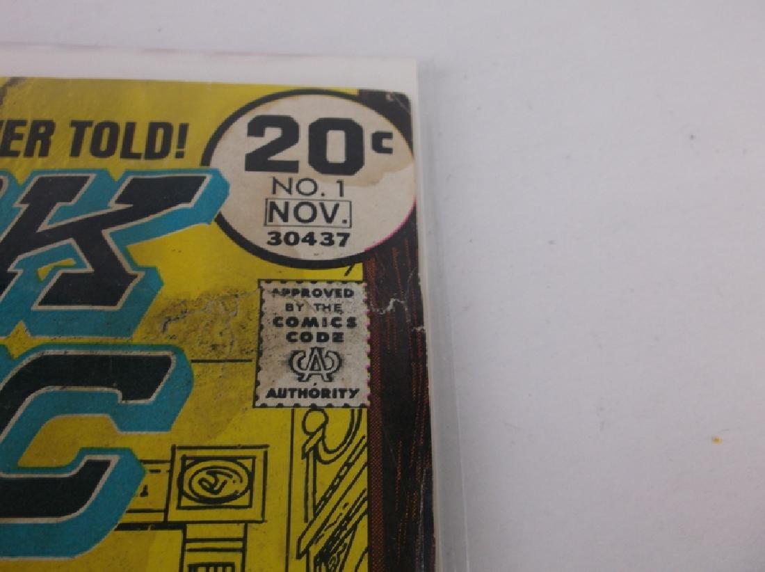 1973 DC Black Magic Comic Book #1 Horror - 2