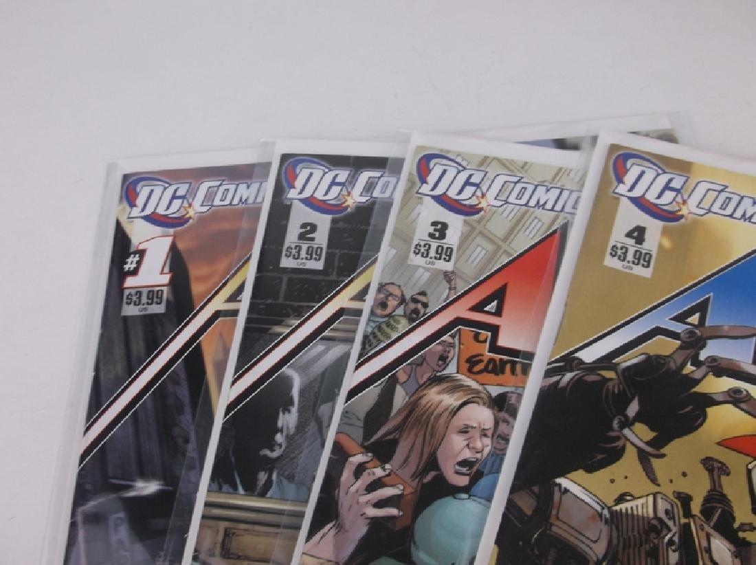 Mint DC Superman Action Comic Books #1-#4 - 2