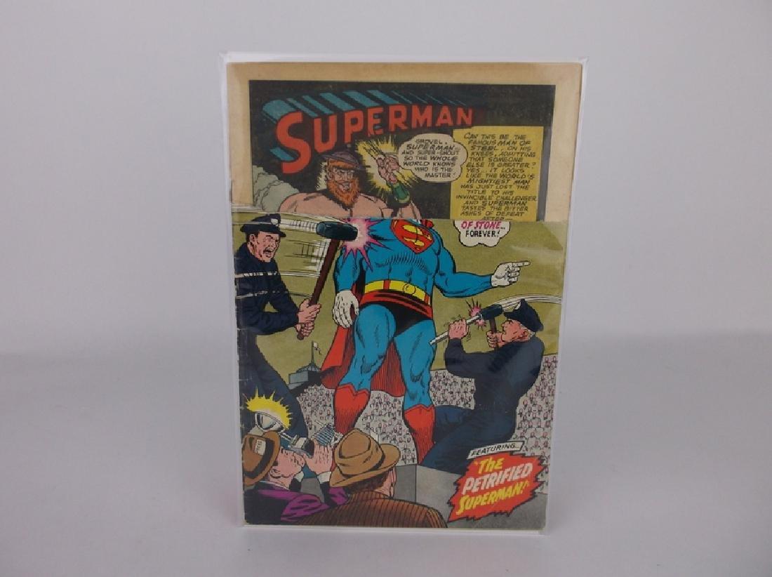 1967 Superman Comic Book #352 DC