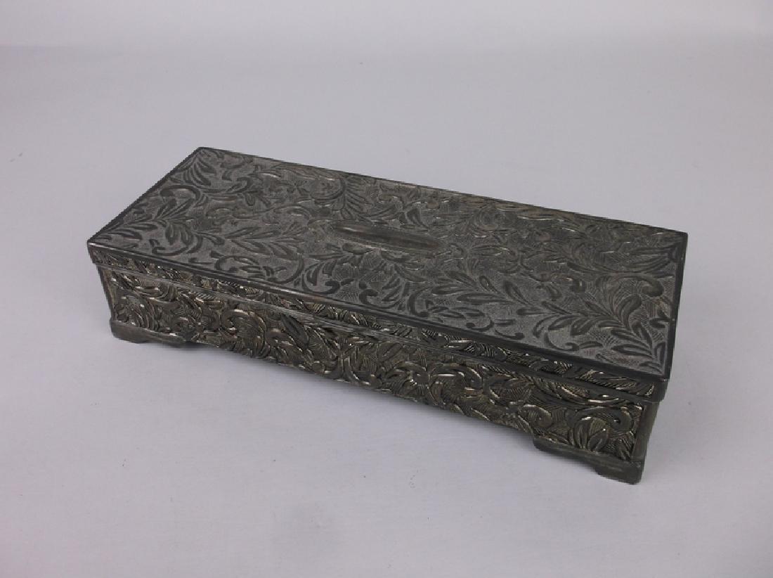 Beautiful Vintage Jewel Box