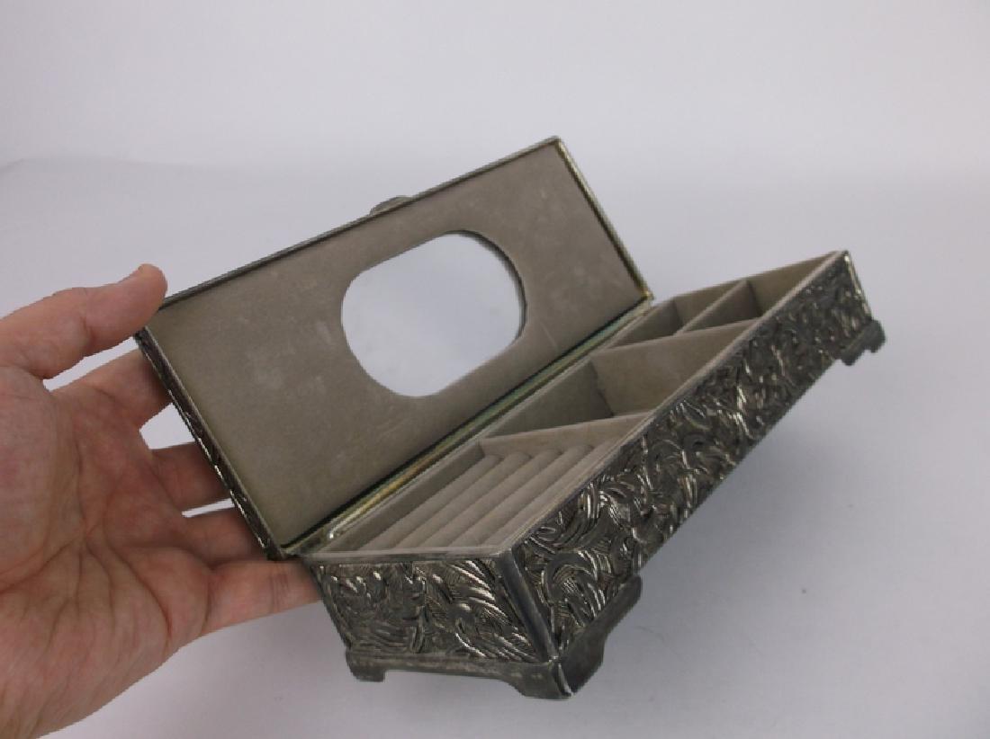 Beautiful Vintage Jewel Box - 2