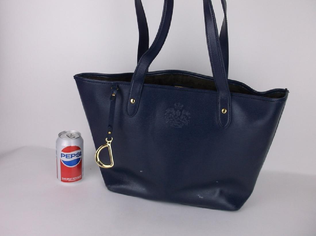 Gorgeous Ralph Lauren Polo Handbag Purse