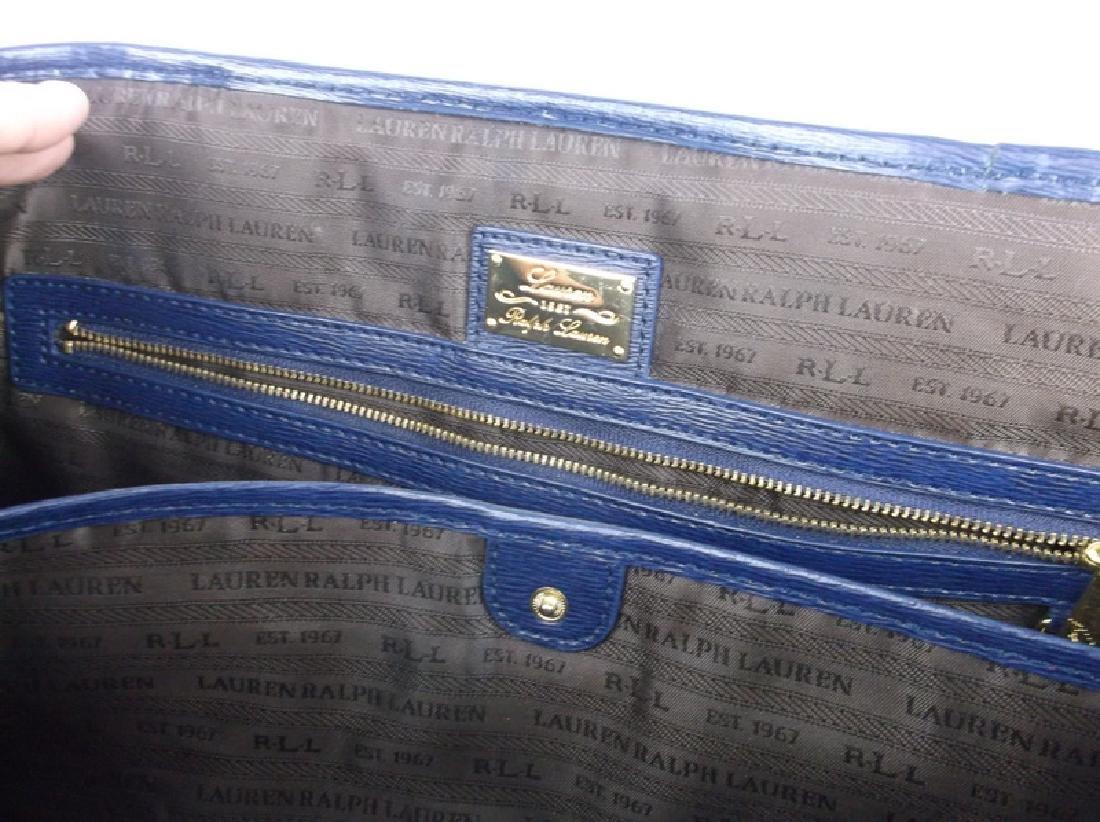 Gorgeous Ralph Lauren Polo Handbag Purse - 4