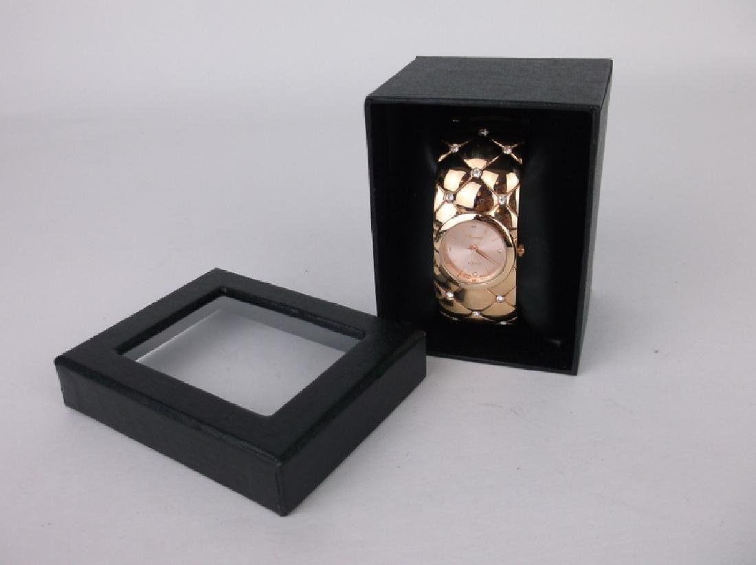 New In Box Bangle Wristwatch Works Great