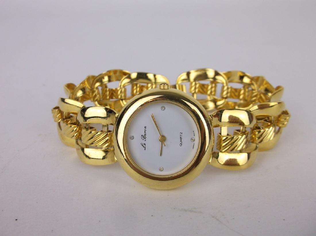 Gorgeous Le Baron Diamond Wristwatch
