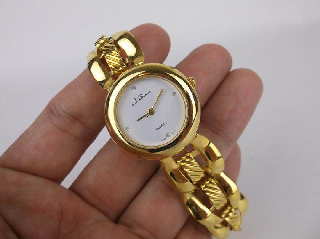 Gorgeous Le Baron Diamond Wristwatch - 2