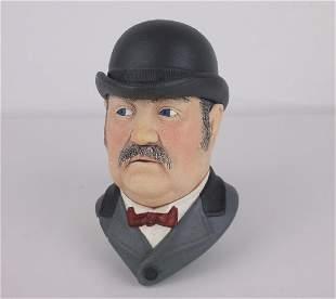 Vint Bossons Head Dr Watson Sherlock Holmes