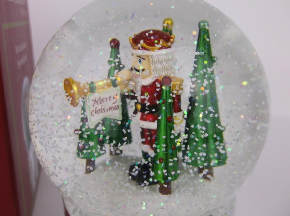 New Stunning Nutcracker Snowglobe Musical - 2
