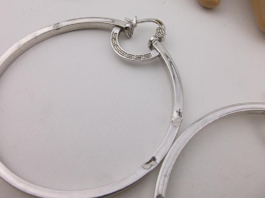 HUGE Lot of Sterling Silver Jewelry For Repair - 10