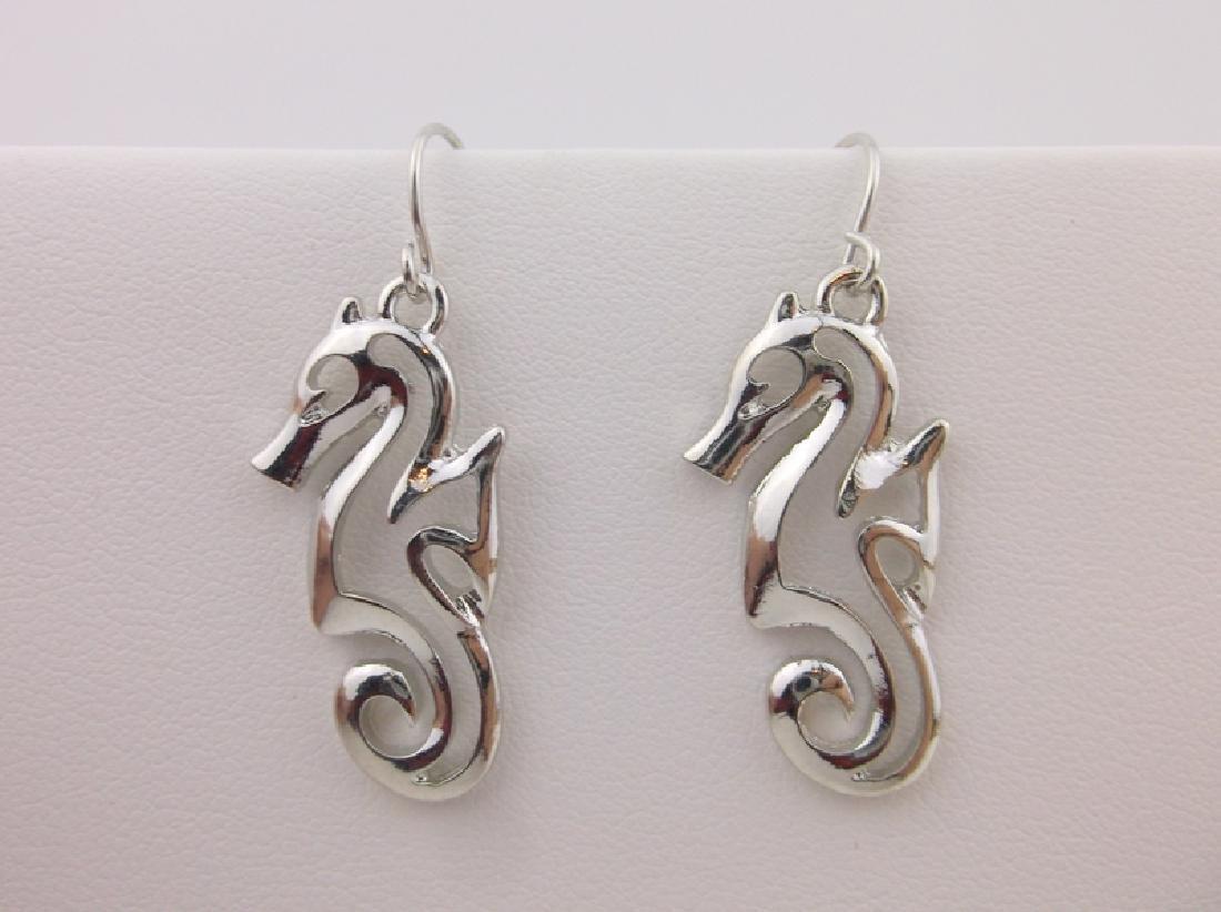 Stunning Seahorse Earrings