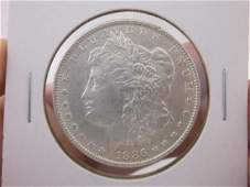 1886 US Silver Morgan Dollar Nice