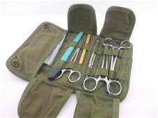 Vietnam US Military Field Surgical Kit