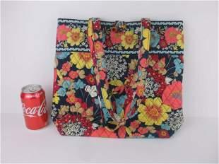 Stunning Large Vera Bradley Handbag Purse