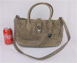 Stunning Dooney & Bourke Leather Handbag Purse
