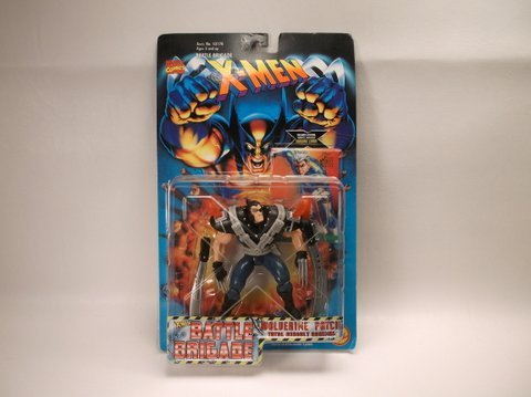 1996 X-Men Wolverine Action Figure MOC