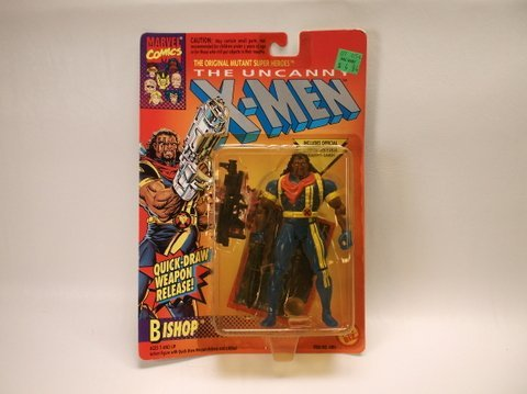 Vintage 1993 X-Men Bishop Action Figure MOC
