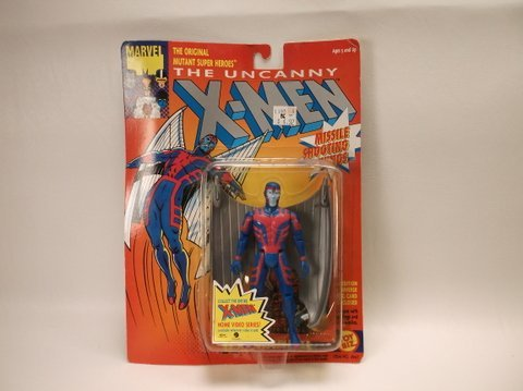 Vintage 1993 X-Men Archangel Figure MOC