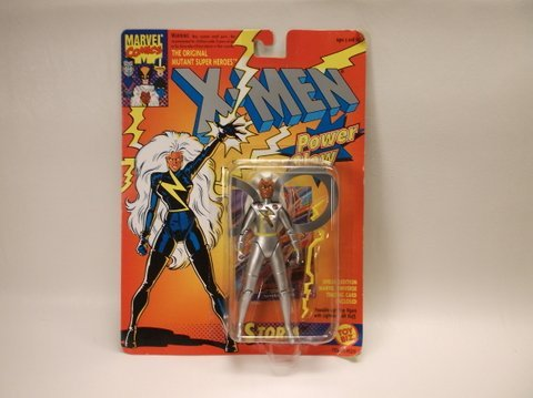 Vintage 1993 X-Men Storm Action Figure MOC