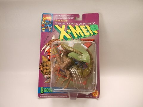 Vintage 1993 X-Men Brood Action Figure MOC